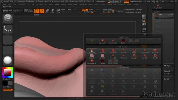 Measuring minimum thicknesses: 3D Printing with ZBrush