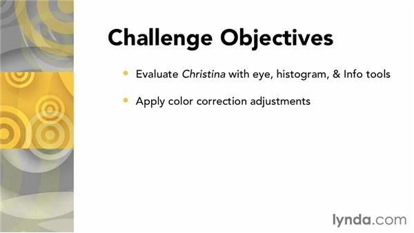 Challenge: Identifying and correcting a color cast: Color Correction in Lightroom