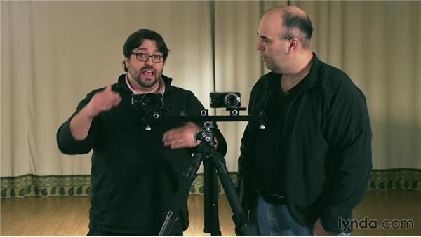 Adapting a tripod to hold multiple cameras: Video Gear Weekly