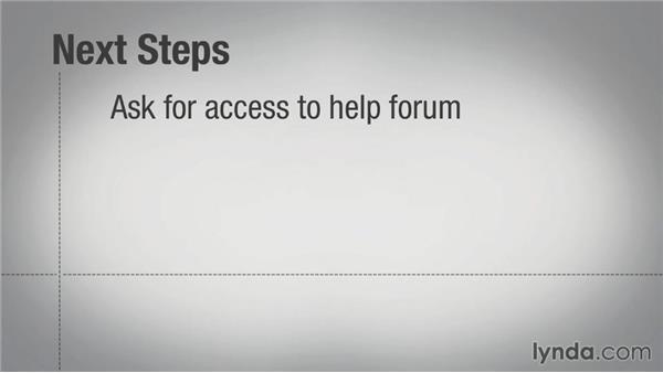 Next steps: Learning Management System (LMS) Fundamentals