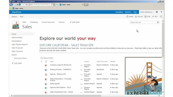 Opening SharePoint: Managing Documents with SharePoint 2013