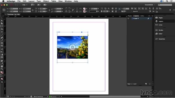 Fitting content into your InDesign frames: Creative Quick Tips