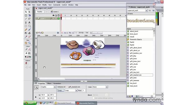Tips for importing graphic elements pt. 3: Studio 8 Web Workflow