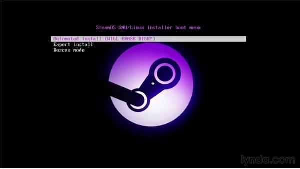 Installing SteamOS: SteamOS for Developers First Look