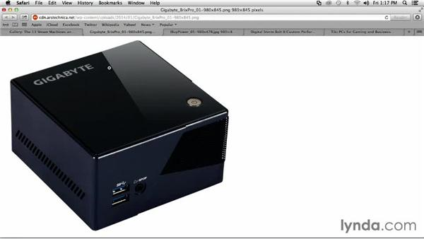 Reviewing Steam Machines and their capabilities: SteamOS for Developers First Look