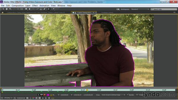 Sending to After Effects with Dynamic Link: Fixing Video Exposure Problems in Premiere Pro CC