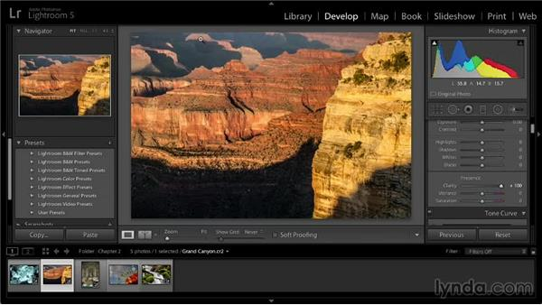 Working with Clarity: Lightroom 5: 02 Optimizing Your Photos