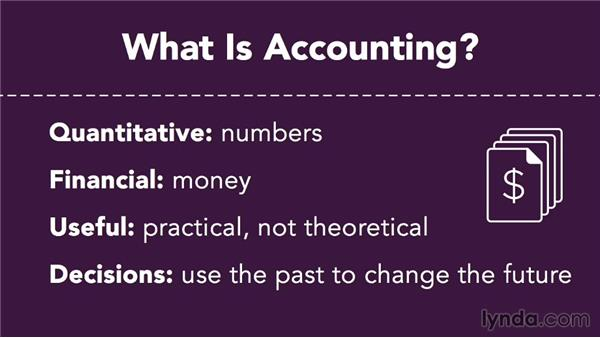 What is accounting?: Accounting Fundamentals