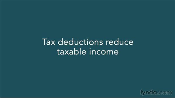 Tax deductions and credits: Accounting Fundamentals