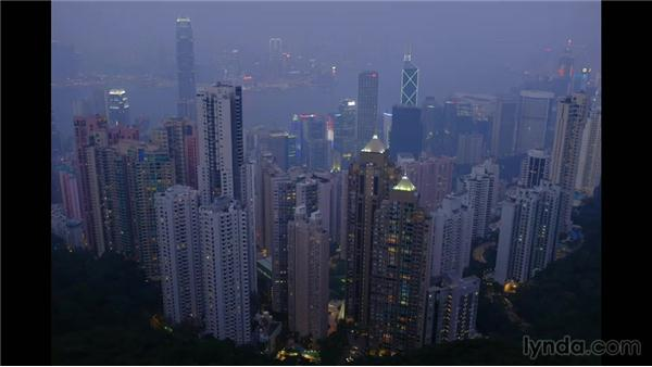 Shooting the skyline from Victoria Peak: The Traveling Photographer: Hong Kong