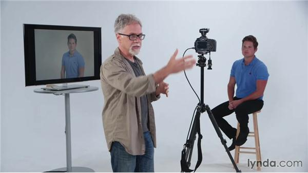 Shooting tethered to a monitor: The Practicing Photographer