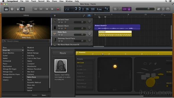 Making a demo beat: Songwriting in GarageBand