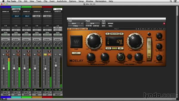 Tricks with old-school single-tap delays: Mixing Techniques with Waves Plugins