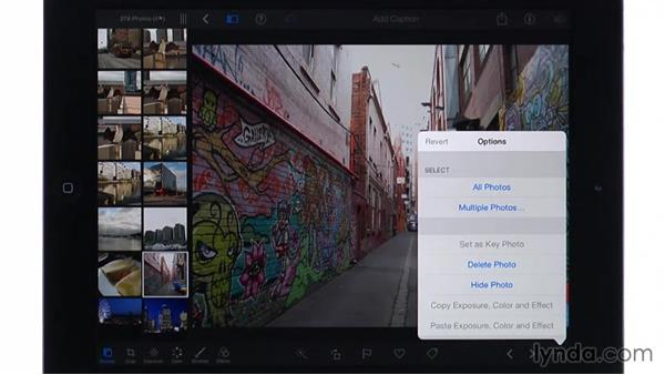 Welcome: iPhoto for iOS Essential Training