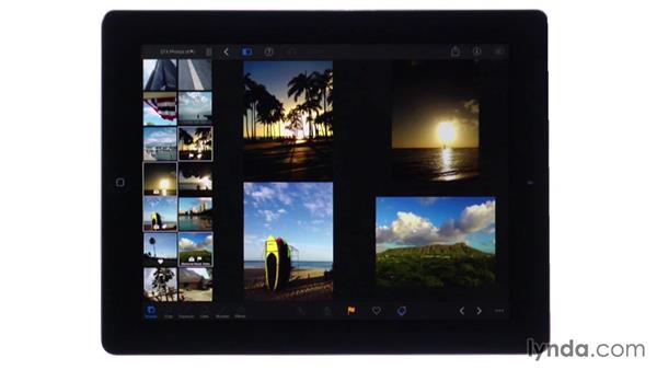 Goodbye: iPhoto for iOS Essential Training