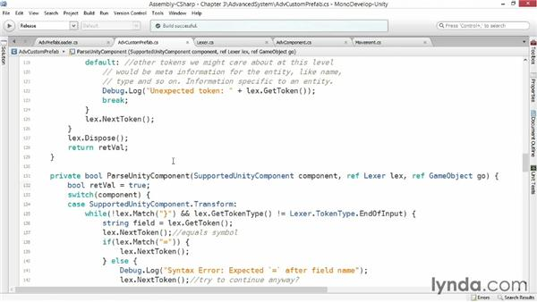 An advanced prefab system: Advanced Unity 3D Game Programming