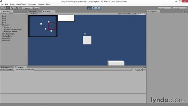 Mini maps: Advanced Unity 3D Game Programming