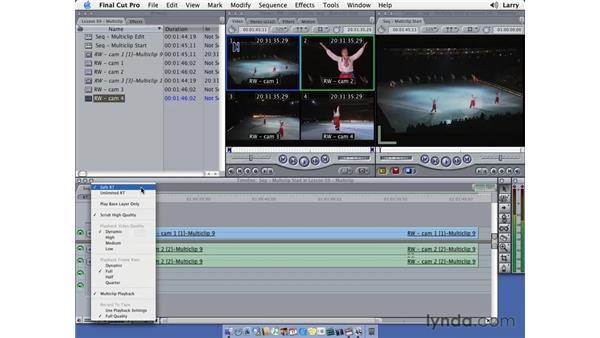 Dynamic RT: Final Cut Pro 5 Essential Editing