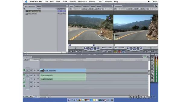 Capturing HDV: Final Cut Pro 5 Essential Editing