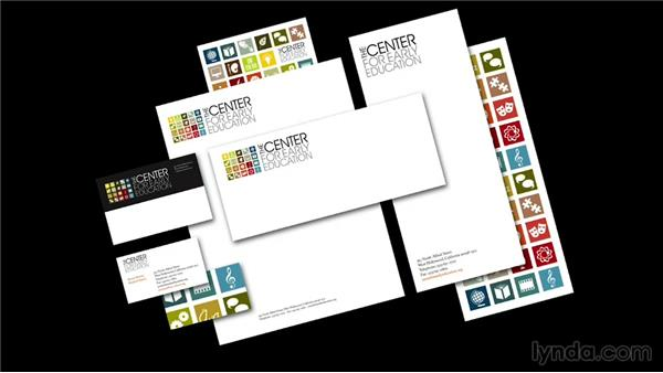 Recap: Foundations of Layout and Composition: Marketing Collateral