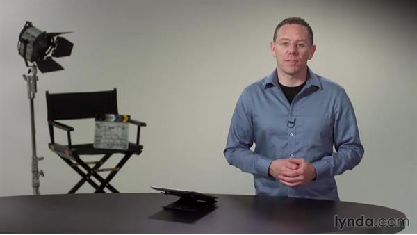 Defining roles: Managing a Video Production with an iPad