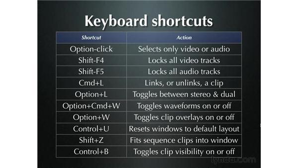 Editing audio pt. 3: Final Cut Pro 5 Essential Editing