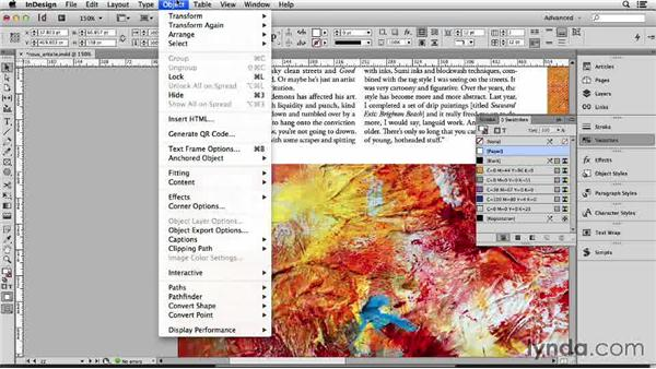 145 Ghosting area of image behind text: InDesign Secrets