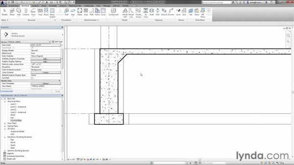Reviewing rebar cover settings: Creating Concrete Buildings with Revit Structure