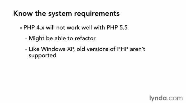 Best practices for installing PHP frameworks and applications: Up and Running with Linux for PHP Developers