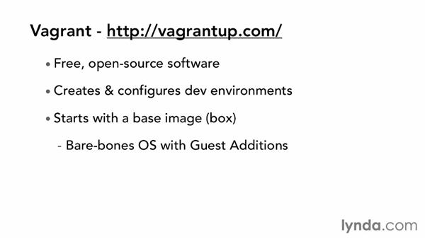 Automating dev environment creation with Vagrant: Up and Running with Linux for PHP Developers