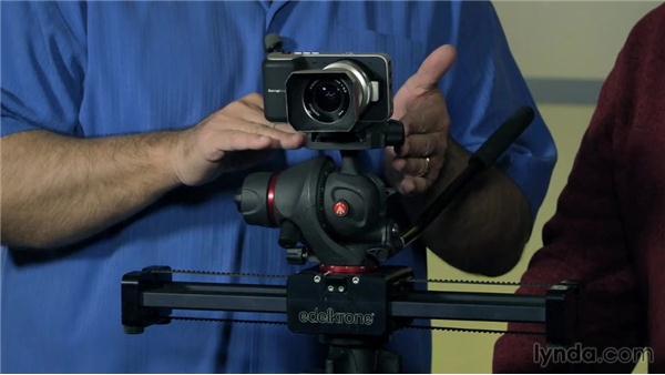 Mounting and balancing the camera: Video Gear Weekly