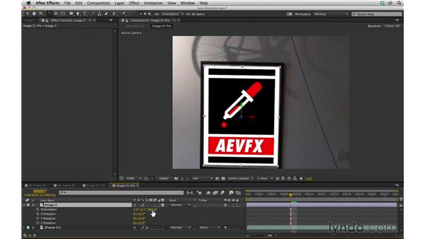 Composite into lens distortion: After Effects Compositing 03: Advanced Matching and Looks
