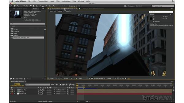 Freely work in HDR and render in LDR: After Effects Compositing 03: Advanced Matching and Looks
