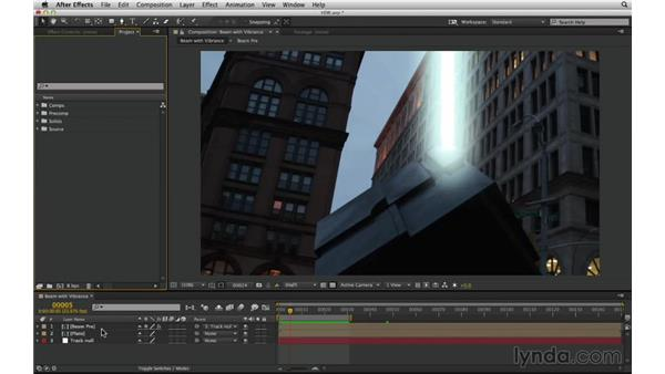 Avoid the 32-bit-per-channel slowdown: After Effects Compositing 03: Advanced Matching and Looks