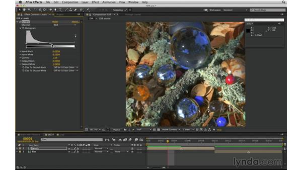 A brief word on color spaces and linear light: After Effects Compositing 03: Advanced Matching and Looks