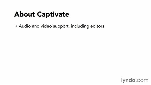 About Adobe Captivate: Screencasting Fundamentals