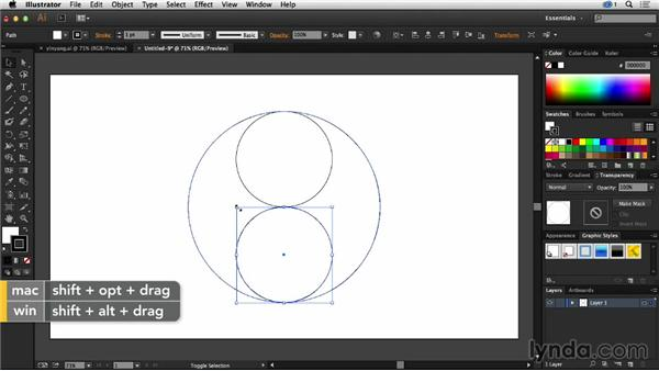 Drawing complex shapes in Illustrator: Creative Quick Tips