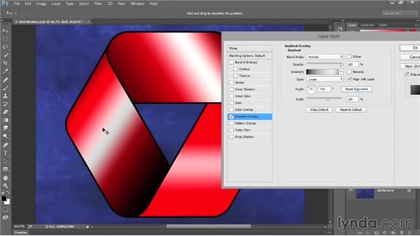 Three new ways to adjust gradients: Photoshop: 2014 Creative Cloud Updates