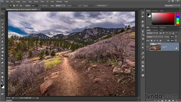 Liquify, layer, and toolbox enhancements: Photoshop: 2014 Creative Cloud Updates