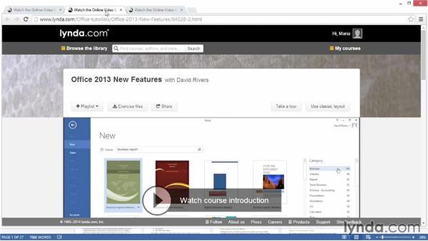 Next steps: Word 2013 Power Shortcuts