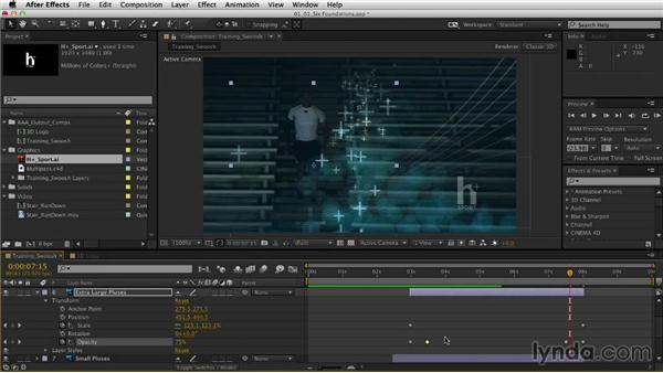 The six foundations of After Effects: After Effects CC Essential Training