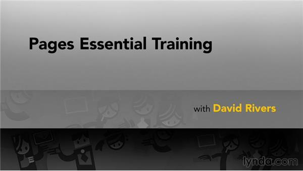 Next steps: Pages 5 Essential Training