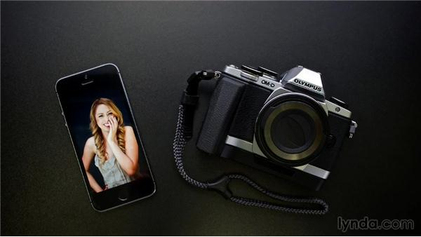 Determining the role of your mobile camera for your overall photography: Managing Your Mobile Photos