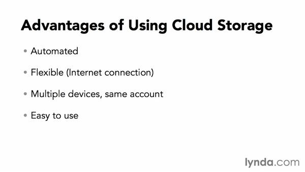 Measuring the advantages of using cloud storage: Managing Your Mobile Photos