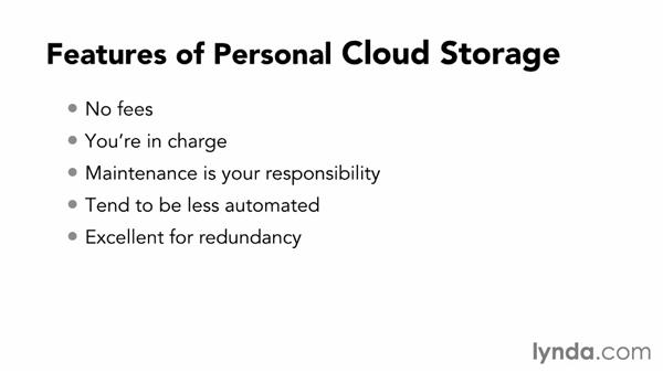 Choosing a personal cloud option: Managing Your Mobile Photos