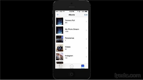 Defining your workflow: Managing Your Mobile Photos