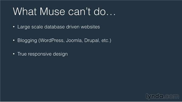 What is Muse?: Muse Essential Training