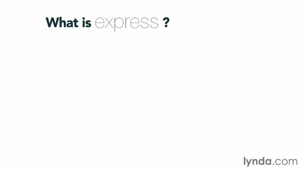 What is Express.js?: Building a Website with Node.js and Express.js (2014)