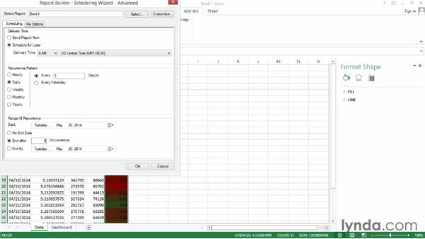 Leveraging additional Report Builder features: Up and Running with Adobe Reports and Analytics