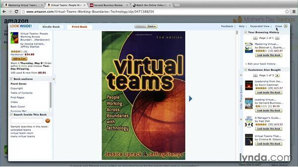 Next steps: Managing Virtual Teams